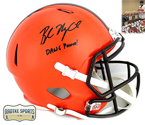 Looking for a baker mayfield autographed browns? Have a look at this 2019 guide!