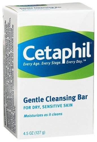 Gentle Cleansing Bar by cetaphil #8