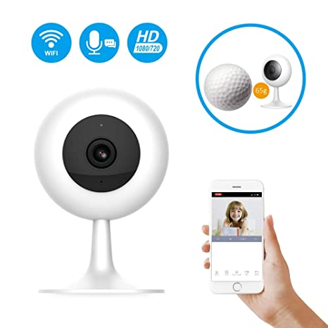 0a852d0bac8 IMI Security Xiaomi Wireless WiFi Baby Camera Monitor HD 1080P 720P Indoor Security  Home Surveillance