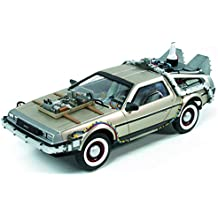 Round 2 Back to The Future 3: Time Machine Model Kit (1:25 Scale)