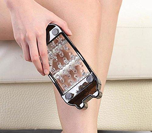 Portable Rouleau Massage compact portatif Foot & Body Massager Idéal pour Voyage