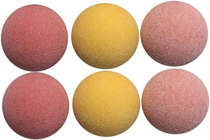 Tornado Official Foosball 2 Each Red Pink /& Yellow