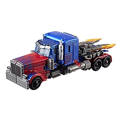 Transformers Studio Series 05 Voyager Class Movie 2 Optimus Prime: Hasbro: Toys & Games