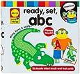 ALEX Toys Little Hands Ready, Set, ABC
