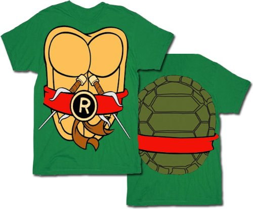 I Am Raphael TMNT Costume T-Shirt - L ()
