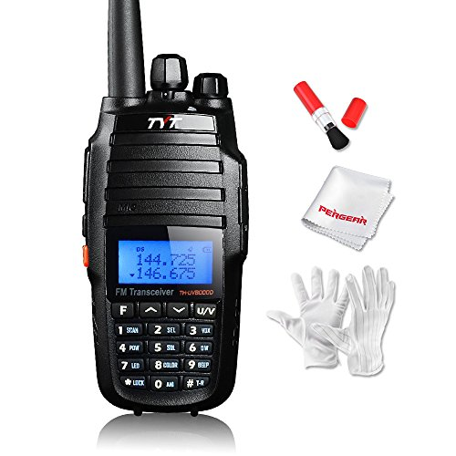 TYT TH-UV8000D 10W Ultra-high Output Power Amateur Handheld Transceiver, Dual Band, Dual Display and Dual Stand by RF Gear 2 Go