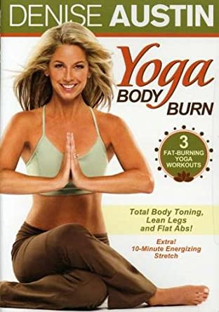 Image result for Denise Austin Yoga Body Burn Reviews
