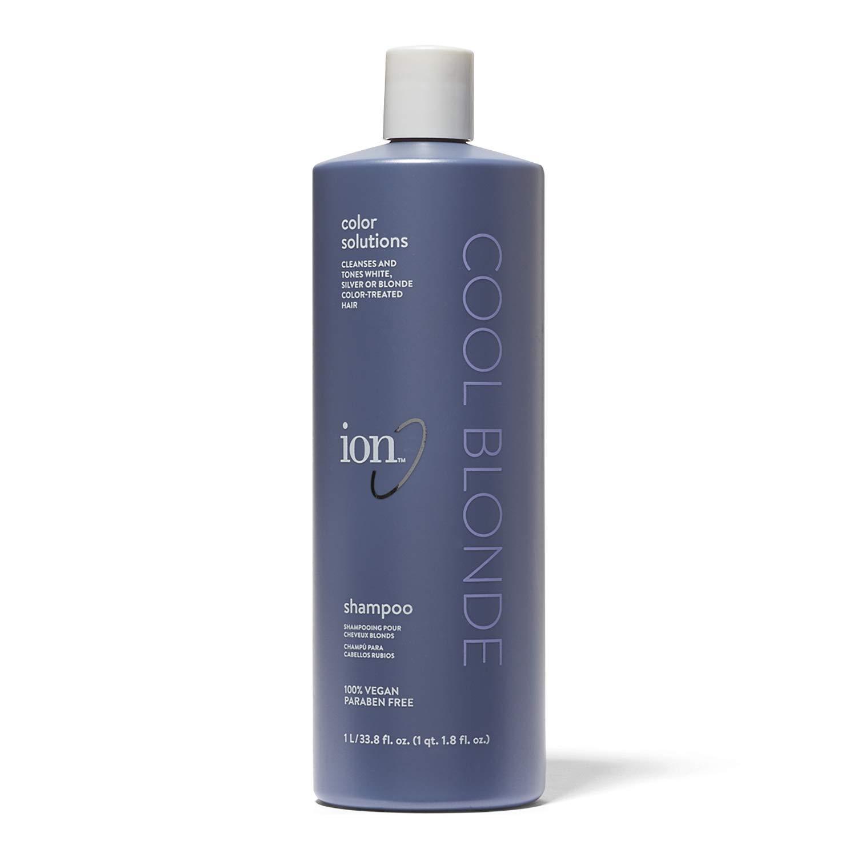Ion Cool Blonde Shampoo