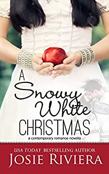A Snowy White Christmas: A Sweet Holiday Romance Novella by [Riviera, Josie]