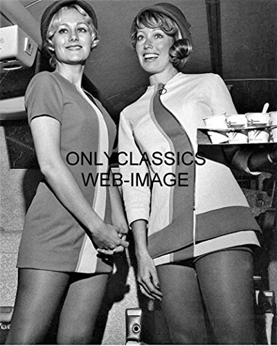 (OnlyClassics PSA Airlines Stewardess MOD Short Skirt Uniforms Photo Aviation Flight Attendant)
