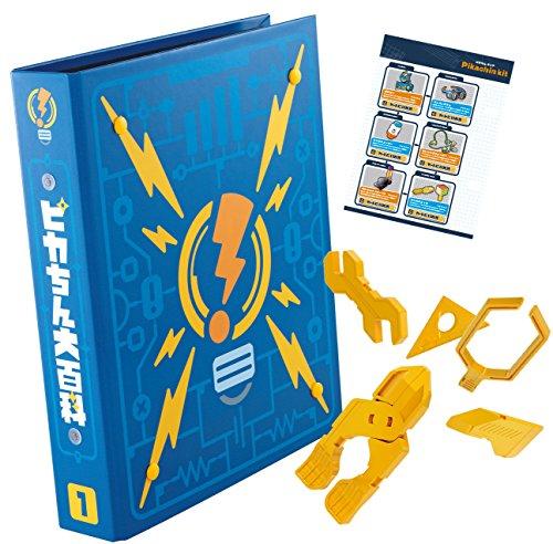[해외]뽀와 발명 카 치 키트 카 치 대백과 / The Great Encyclopedia of the Invention of the kit