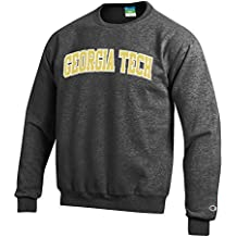 Champion NCAA Men's Eco Powerblend Crew Neck Sweat Shirt