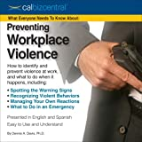 Preventing Workplace Violence, Davis, Dennis A., 1579972195