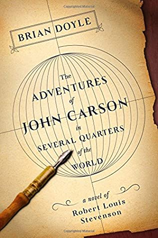 book cover of The Adventures of John Carson in Several Quarters of the World