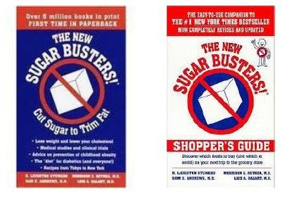 SUGAR-BUSTERS SET OF 2 Paperbacks: The New Sugar Busters! Cut Sugar to Trim Fat & The New Sugar Busters Shopper's Guide. (New Sugar Busters Shoppers Guide)