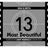 13 Most Beautiful: Songs for Andy Warhol's Screen