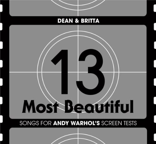 Price comparison product image 13 Most Beautiful: Songs for Andy Warhol's Screen