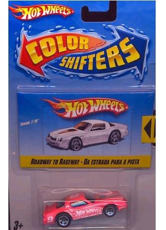 camaro color shifter - 6