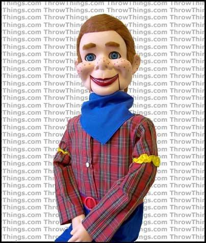 Howdy Doody Super Deluxe Upgrade Ventriloquist Dummy