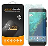 Supershieldz (3 Pack) for Google (Pixel XL) (Not Fit for Pixel 3 XL) Tempered Glass Screen Protector, Anti Scratch, Bubble Free