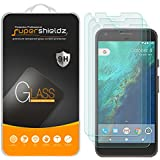 Supershieldz [3-Pack] for Google (Pixel XL) Tempered Glass Screen Protector, Anti-Scratch, Anti-Fingerprint, Lifetime Replacement Warranty [Not Fit for Pixel 3 XL]