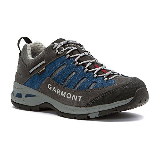 大胆読みやすさ人間Garmont Trial Beast GTXメンズ米国11.5ブルースチールつま先ハイキングブーツ