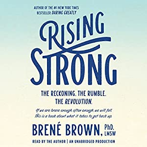 Rising Strong | Livre audio