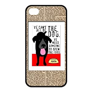 DIY Create Customize Your Phone Case Cover --Get you own iPhone4 iPhone4S case(TPU)--Cute puppy Otterbox.