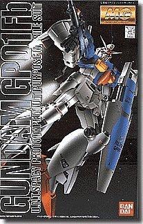 MG 1/100 RX-78GP01-Fb Gundam first prototype Furubanian zephyranthes (Mobile Suit Gundam 0083 STARDUST MEMORY)