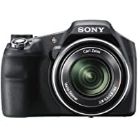 Sony Cyber-shot DSC-HX200V 18.2 MP Exmor R CMOS Digital Camera with 30x Optical Zoom and 3.0-inch LCD (Black) (2012 Model) Key Pieces Review Image