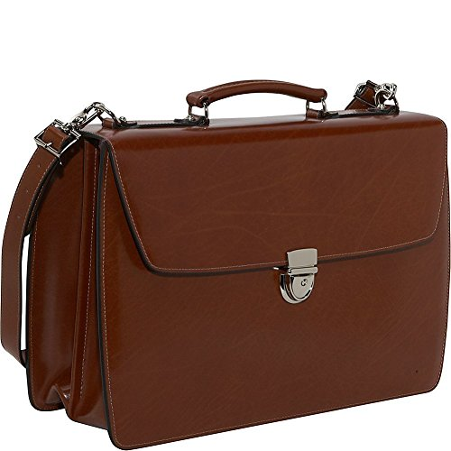 jack-georges-elements-collection-double-gusset-flap-over-briefcase-in-cognac