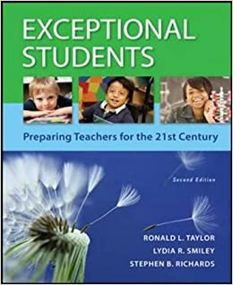 Exceptional Students: Preparing Teachers for the 21st Century (Int'l Ed)