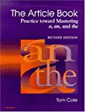 The Article Book, Tom Cole, 0472086391