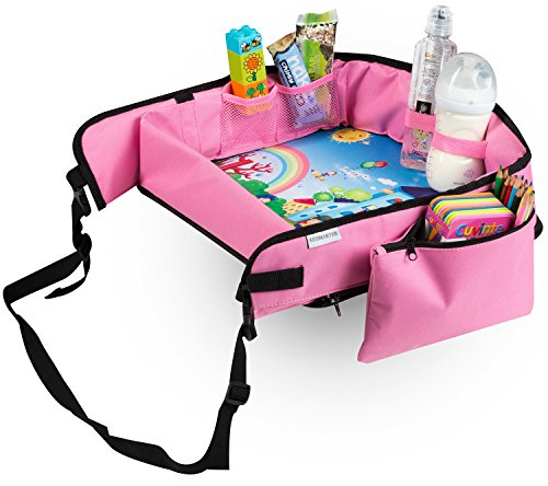 Attachable Snack Tray For Stroller - 3
