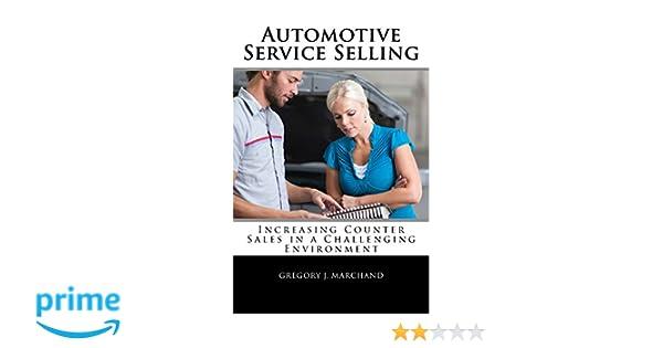 Automotive Service Selling