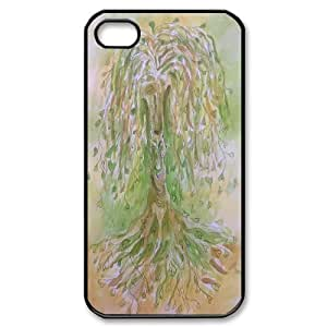 Best Phone case At MengHaiXin Store Love Tree Pattern Pattern 269 For Iphone 4 4S case cover