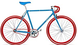 wobybi Bicicleta Fixie Sistema Flip-Flop **Oferta**