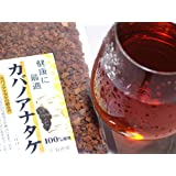 カバノアナタケ茶 100g 3ミリカット以下 北海道産チャーガ茶
