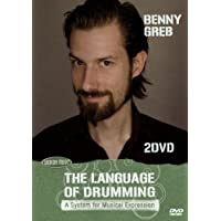 Benny Greb - The Language of Drumming [Reino Unido]