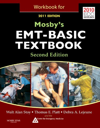 Workbook for Mosby's EMT Textbook - Revised Reprint, 2011 Update, 2e