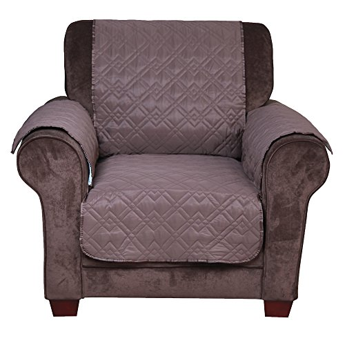 Leader Accessories Home Furniture Sofa Cover Armchair Slipcover , Pet Cover for Couch Chair Dog Bed (Slipcovers For Pets)