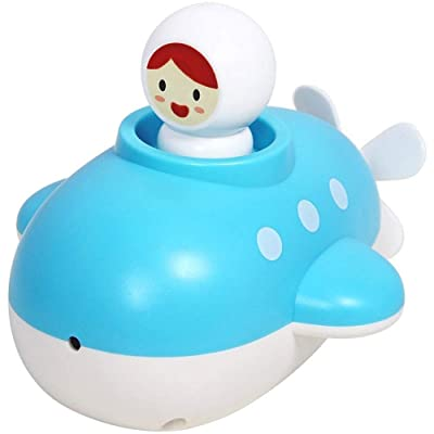 Lihgfw Baby Bath Toys Floating Kids Water Spray Toddler Toys Cute Bathing Toy for 6 Months 1-3 Years Old Boys and Girls: Sports & Outdoors