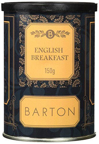 Barton 20563 - Wake Up Breakfast Te Negro, 150 gr