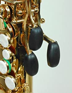 HW SRPK HW Saxophone Riser with Palm Key (Set of 3)