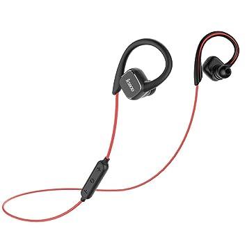 Auricular magnético JESBOD Auriculares Bluetooth 4.1 Cascos inálambrico Deportivos, Auricular con Imán Magnético, tecnología