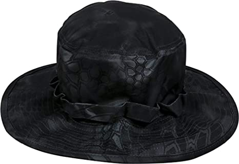 Image Unavailable. Image not available for. Color  Kryptek Typhon Camo Boonie  Hat 5abaf9346ba