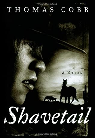 book cover of Shavetail