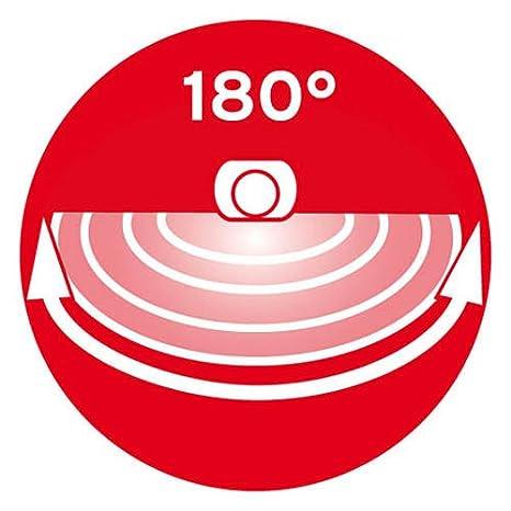 Brennenstuhl 1170900 Detector de Movimiento Blanco: Amazon.es: Bricolaje y herramientas