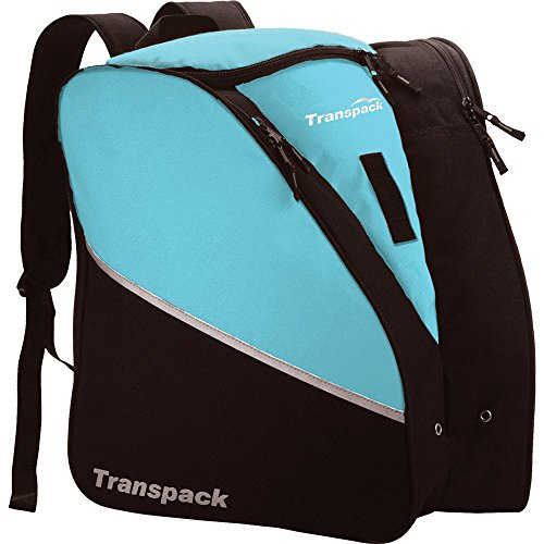 - Transpack Edge Jr - Kids Ski/Snowboard Boot Bag Aqua