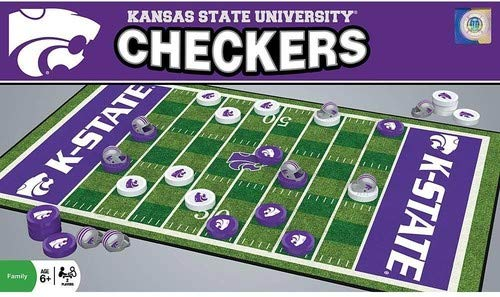 State Checkers - NCAA Kansas State Checkers
